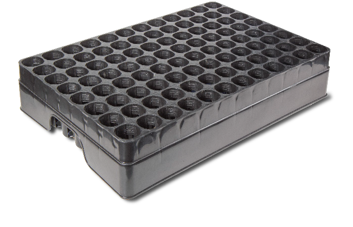 700x450 long-life and rigid injection molded tray Ø35.png